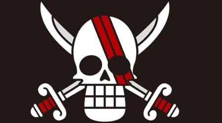 150ピースミニパズル ワンピース 赤髪海賊団 150-216
