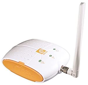 zBoost YX-510 Cell Phone Signal Booster Dual-Band Unit for Home or Office