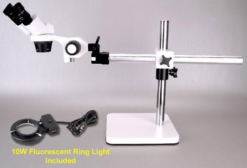 20x-40x-Binocular-Stereo-Boom-Microscope-with-Ring-Light