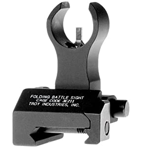 Troy Industries Front HK Folding Battle Sight (Black)