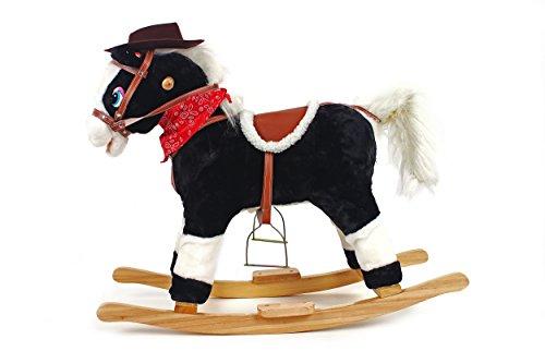 Schaukelpferd Schaukeltier Kinder Schaukel Pferd