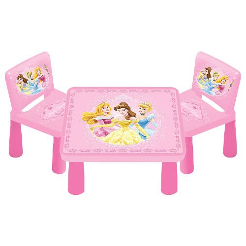 Cheapest Kids Only Kids Only\'s Disney Princess Funtime Table Set ...