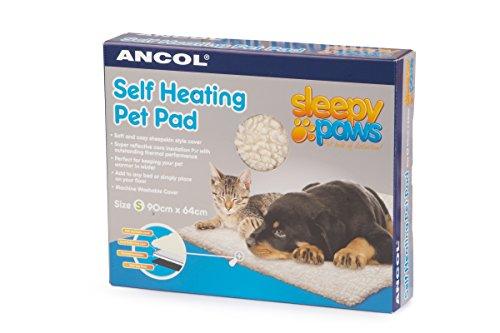 Bild von: Ancol Heizunterlage für Hunde-/Katzenbett, selbstheizend