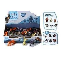 Satz Ice Age 4 XXL Figuren von TPF Australien // alle 12 verschiedene Figuren