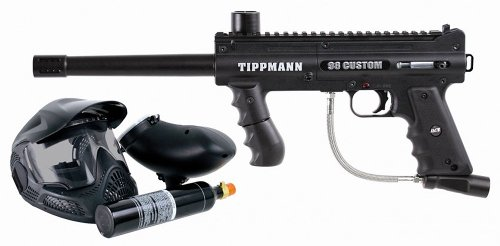 Tippmann 98 Custom .68 Caliber PowerPack Kit Marker