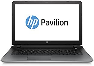 "HP Pavilion 17-g119nf PC portable 17.3"" Argent (Intel Pentium, 8 Go de RAM, Disque Dur 1 To, Windows 10)"