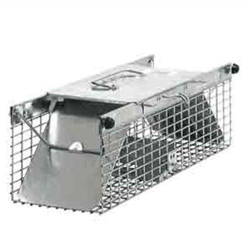 Havahart 1025 Live Animal Two-Door Squirrel, Chipmunk, Rat, and Weasel Cage Trap