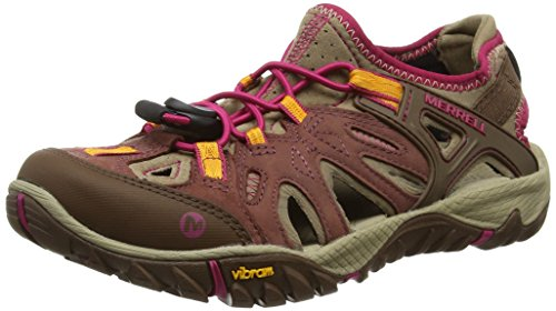 merrell-all-out-blaze-womens-speed-laces-low-rise-hiking-shoes-red-6-uk