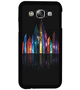 PRINTSWAG BEATS Designer Back Cover Case for SAMSUNG GALAXY E5