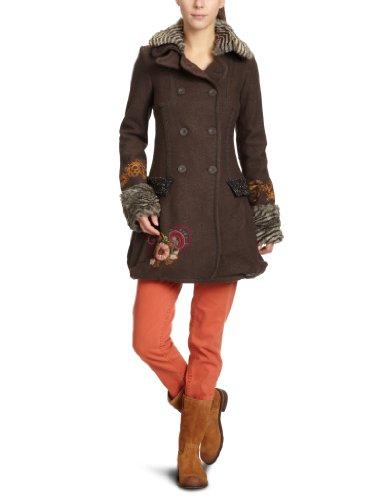 manteau desigual desigual manteau femme. Black Bedroom Furniture Sets. Home Design Ideas