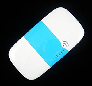 Stripe WIFI - Twin Chip set modem / router with Vodafone setting - MYFI (MIFI comparable) - maximum 3G connectivity speed through your WIFI - faster direct wired broadband ADSL option - Mobile tourist and business - Network Hotspot creator - for Tablets and iPhone