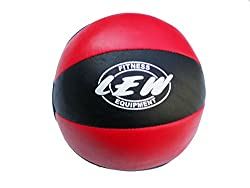 LEW Gym leather Medicine Ball-10kgs