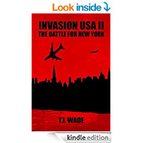 INVASION USA (Book 2) - The Battle For New York