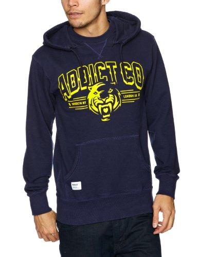 Addict M16402A Men's Sweatshirt Navy Small