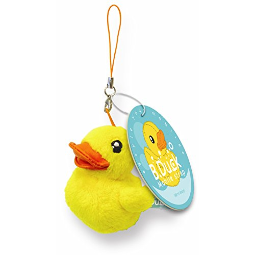 B.Duck Mobile Accessory, 6.5cm, Yellow - 1