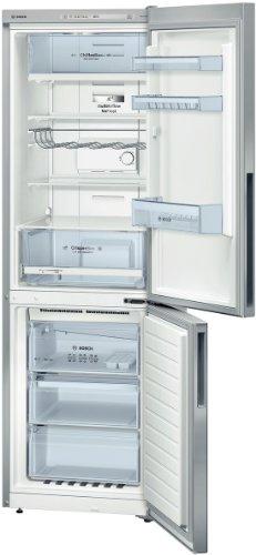 Bosch KGN36VL31 Libera installazione Acciaio inossidabile 233L 86L A++ frigorifero con congelatore
