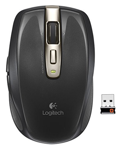 Logitech Wireless Anywhere Mouse MX for PC and Mac(US Version, Imported)