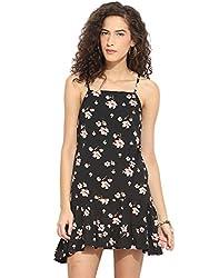 Floral Short Dress Medium