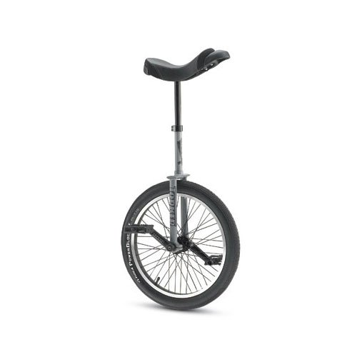 Torker Unistar LX Pro Unicycle - Standard, Smoke Illusion