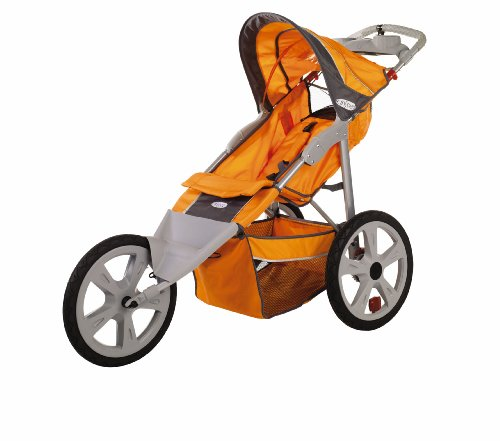InStep Flash Fixed Wheel Jogger : Stroller Joggers