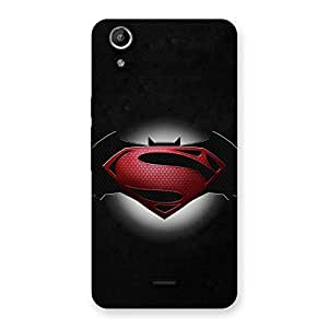 Special Premier Knight Vs Day Multicolor Back Case Cover for Micromax Canvas Selfie Lens Q345