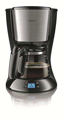 Philips-HD745923-Cafetire-Filtre-Programmable-Noir-et-Mtal-Bross-10-15-tasses-1000W-Aroma-Swirl