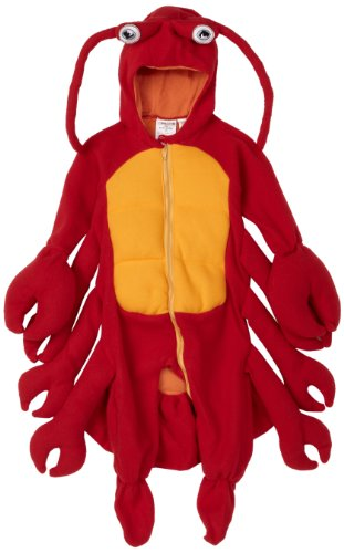Paper Magic Group Lobster Costume, Red, 12 - 18 Months