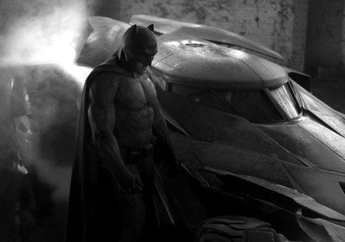 ポスター アクリルフォトスタンド入り A4 パターンMS1 バットマン vs スーパーマン ジャスティスの誕生 光沢プリント