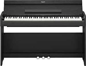 yamaha ydps51b piano num rique arius 88 touches 40 w noir. Black Bedroom Furniture Sets. Home Design Ideas