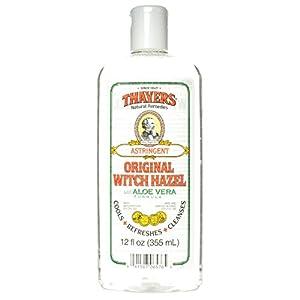 Thayers Original Witch Hazel Astringent with Aloe Vera Formula - 12 oz