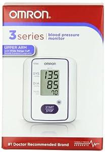 美国产 Omron 欧姆龙 3 Series Automatic 上臂式自动电子血压计 $26.79