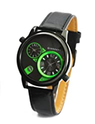Giordano Black Dial Men's Watch - P11640