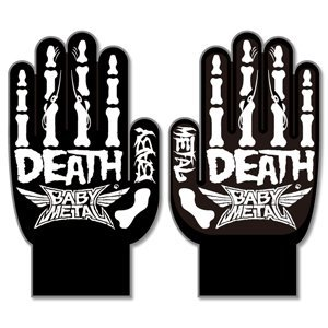 BABYMETAL DEATH FOX GLOVE
