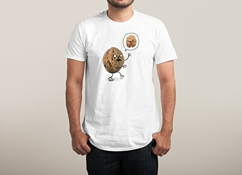 zombie-peanut-food-funny-fancy-exclusive-quality-t-shirt-for-herren-sm-shirt