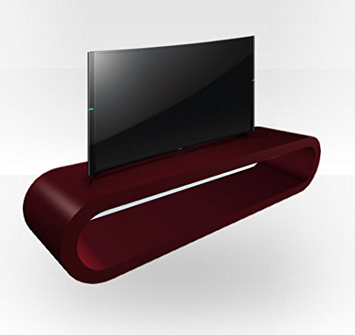 Supporto TV Zestretch Burgundy Gloss