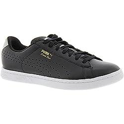 PUMA Court Star CRFTD Mens Shoes - Black/Glacier