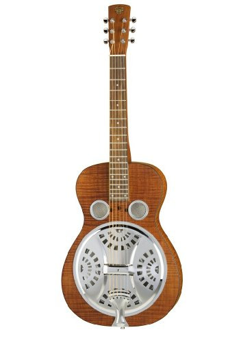 Epiphone Dobro(Tm) Hound Dog Deluxe Square Neck Resonator Guitar