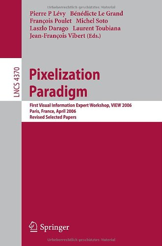 Pixelization Paradigm: Visual Information Expert Workshop, VIEW 2006, Paris, France, April 24-25, 2006, Revised Selected Papers (Lecture Notes in ... Vision, Pattern Recognition, and Graphics)