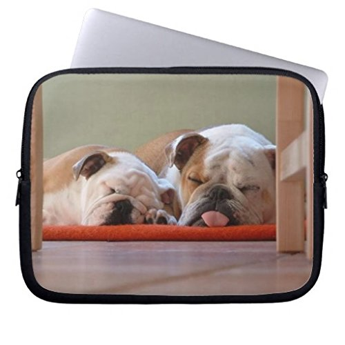 Eratio Sweet Bulldog Laptop Sleeve 13 Inch Macbook Air Case Macbook Pro Sleeve and 13 Inch Laptop Bag (Bulldog Laptop Case compare prices)