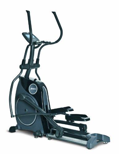 Horizon Fitness Ellittica Ergometro Ande 8 , Antracite / Nero , 100682