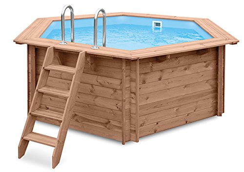 Pool aus holz was for Aufstellpool aus holz