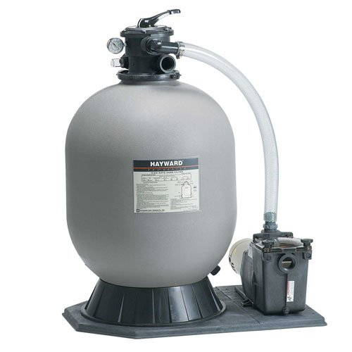 Hayward Pro Series 31 Inch In Ground Pool Sand Filter System