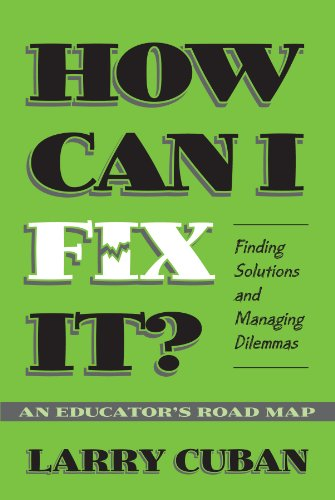 How Can I Fix It?: Finding Solutions and Managing...