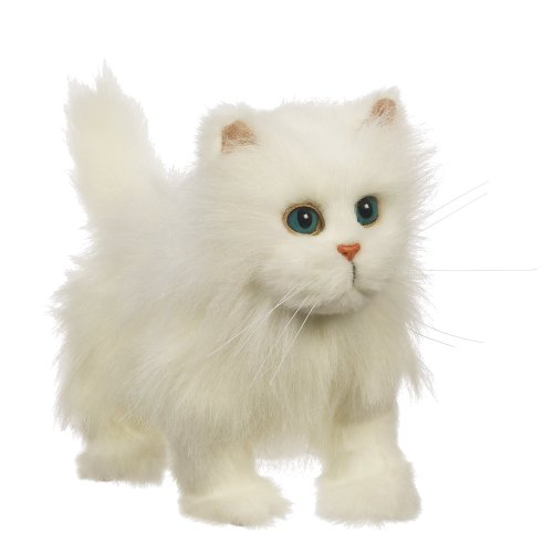 FurReal Friends Lulu's Walkin' Kitties (White) Picture
