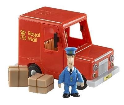 Postman Pat Royal Mail Van