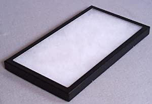 Amazon.com : Riker Ryker Specimen Mount Chipboard Display Case - 14.5