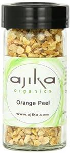 Ajika Organic orange Peel, 1.9-Ounce