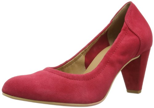 Högl shoe fashion GmbH Womens 7-106112-46000 Closed Red Rot (candy 4600) Size: 36