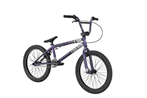 Kink 2012 Curb BMX Bike (Purple, 20-Inch)