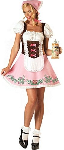 Fetching Fraulein Costume - Medium - Dress Size 6-10